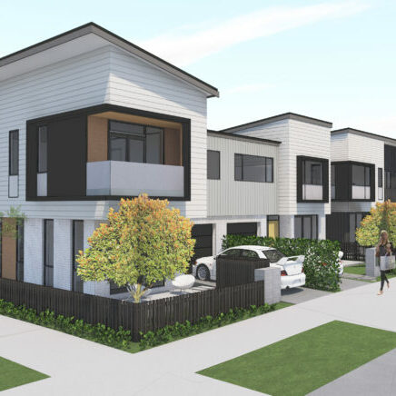 Hobsonville BB04 Residential Development
