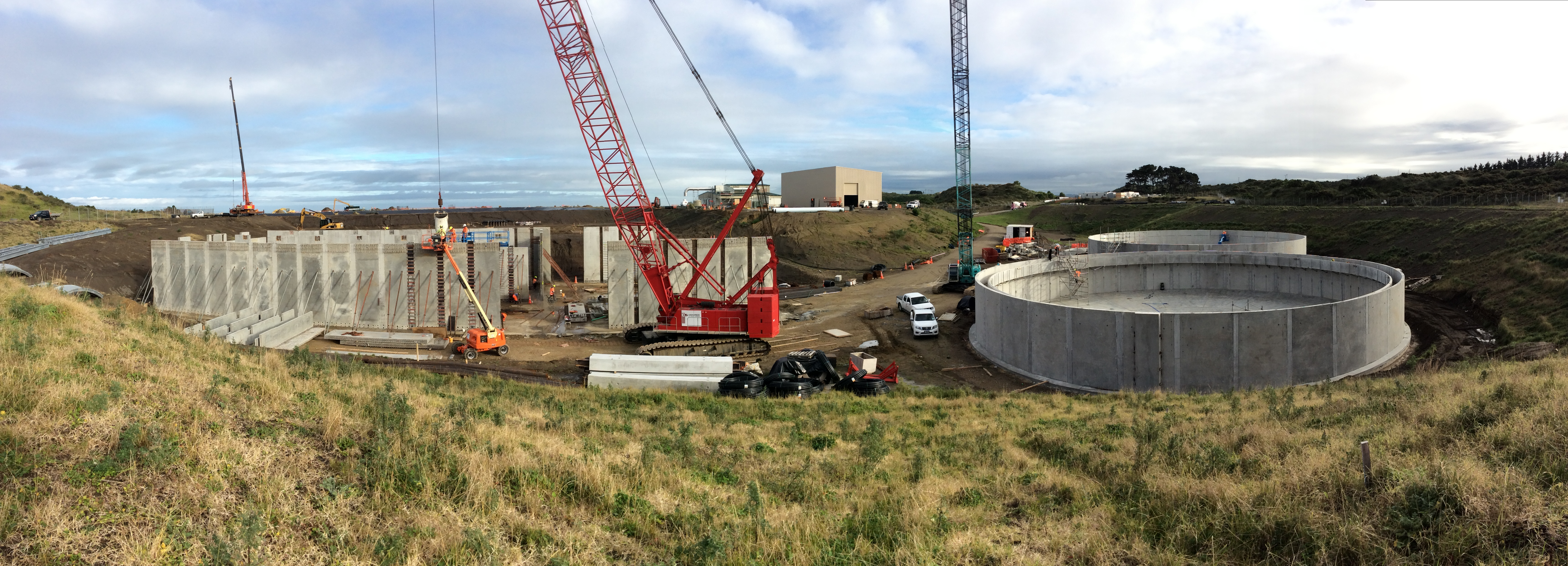 Whanganui Wastewater Treatment Plant