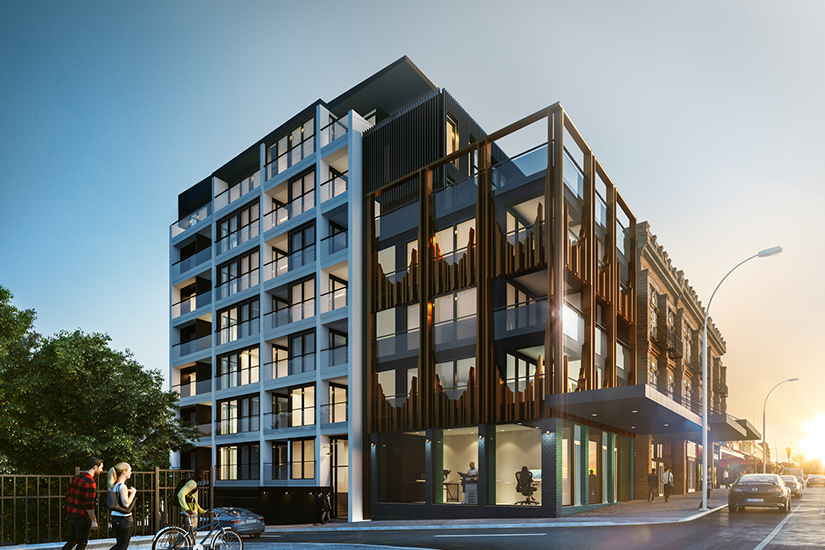 Lighthouse Apartments – 442 Karangahape Road