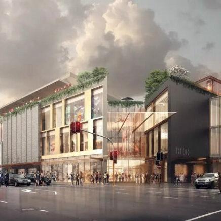 Westfield Newmarket Redevelopment