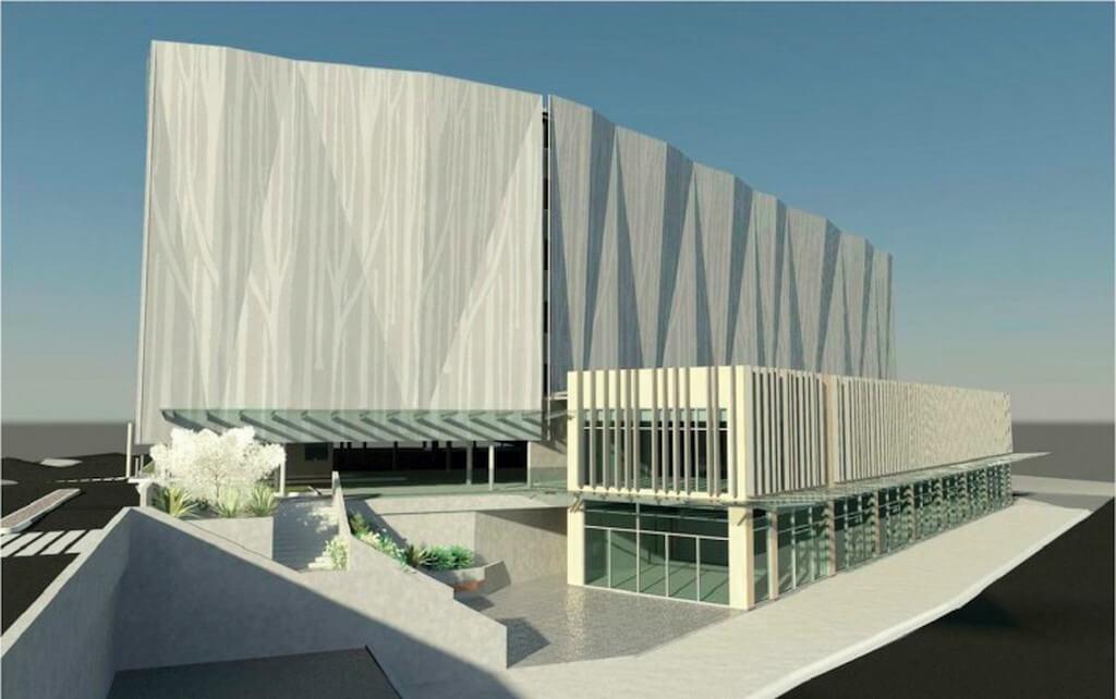 Multi Level Car Park, ADHB Auckland Hospital